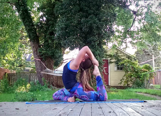 Yoga and the All Souls trilogy
