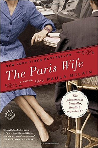 THE PARIS WIFE by Paula McClain