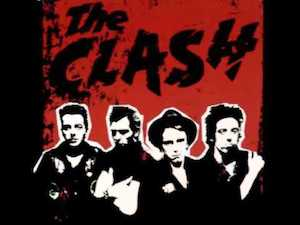 """Rock the Casbah"" by The Clash"