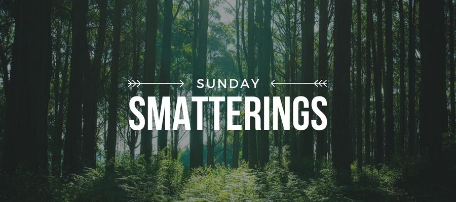 Sunday Smatterings 2.26.17