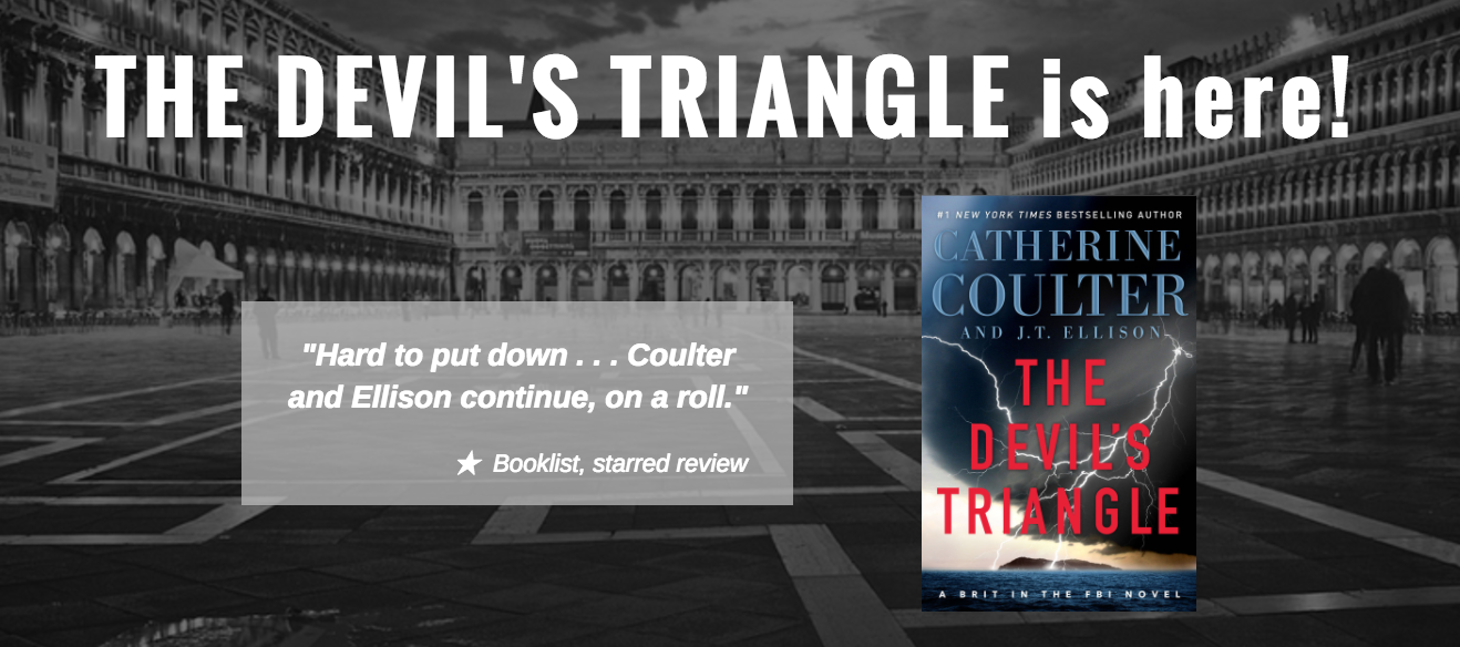 THE DEVIL'S TRIANGLE is here!