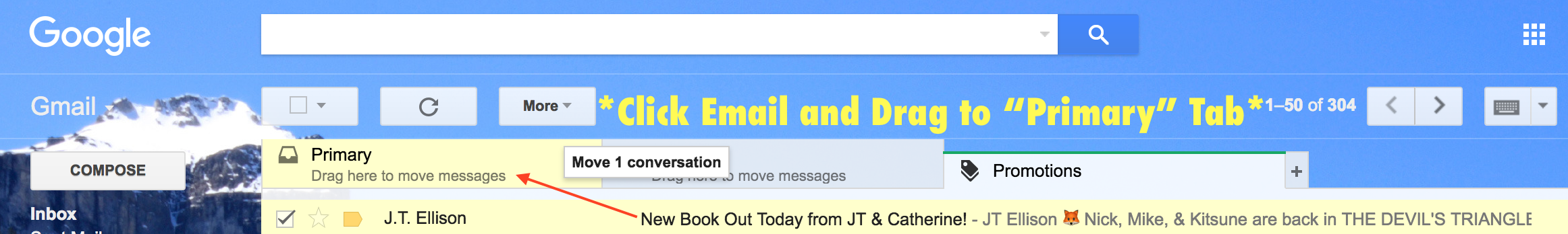 Got Gmail?