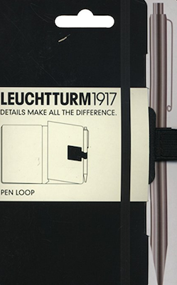 Leuchtturm Black Pen Loop