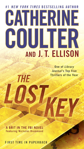 THE LOST KEY (A Brit in the FBI #2) by Catherine Coulter & J.T. Ellison