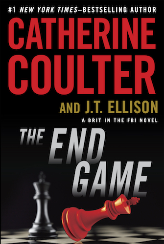 THE END GAME (A Brit in the FBI #3) by Catherine Coulter & J.T. Ellison