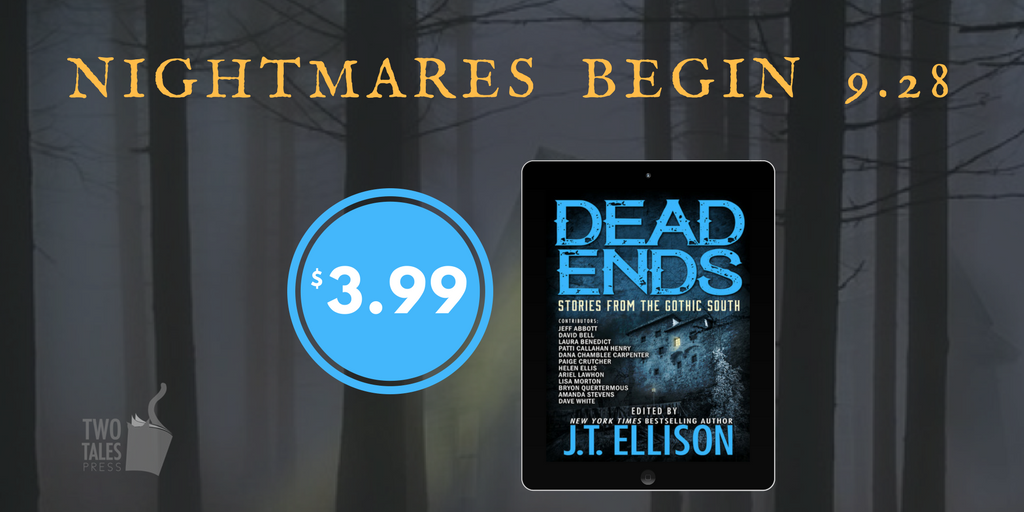 DEAD ENDS is only $3.99