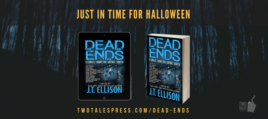 DEAD ENDS is on sale now!