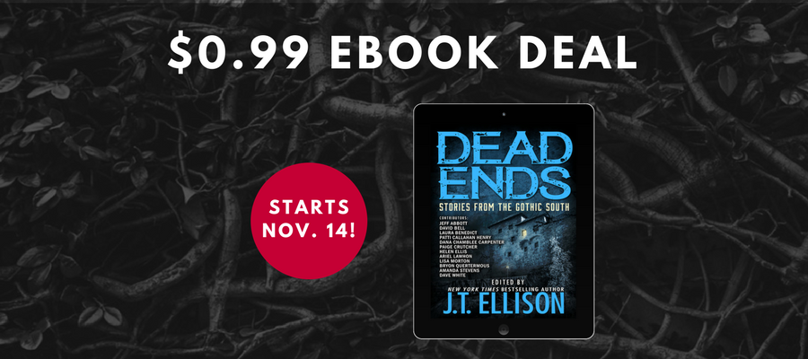 DEAD ENDS ebook is $0.99!
