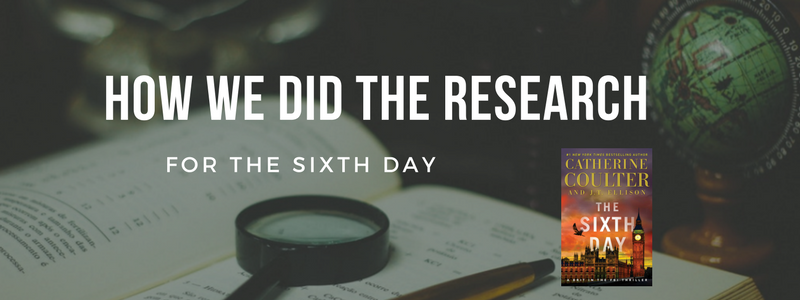 How we did the research for THE SIXTH DAY