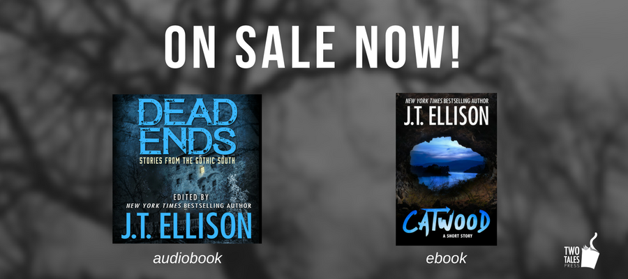 Dead Ends audiobook & Catwood ebook on sale now!