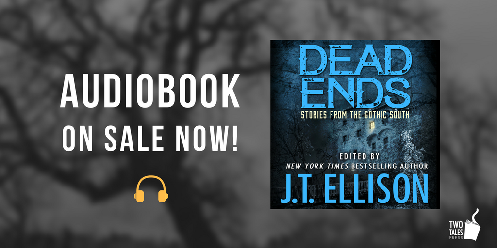 DEAD ENDS audiobook, available now!