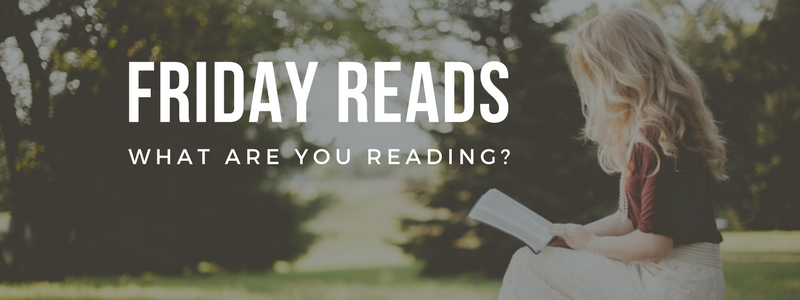 What are you reading this weekend?