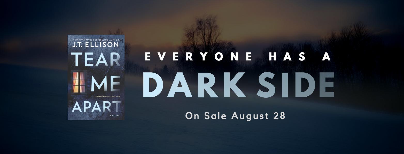 TEAR ME APART, on sale August 28