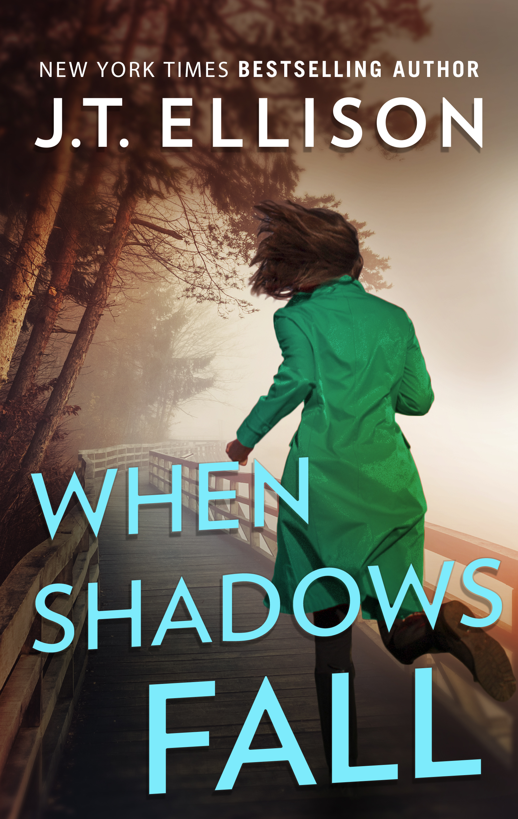 #3 - When Shadows Fall