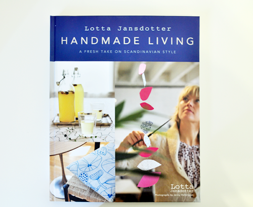 Handmade Living  by Lotta Jansdotter