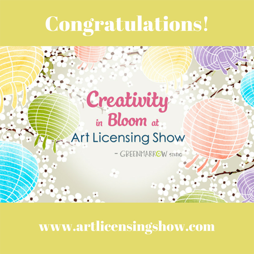 ArtLicensingShow_GreenmarrowStudio