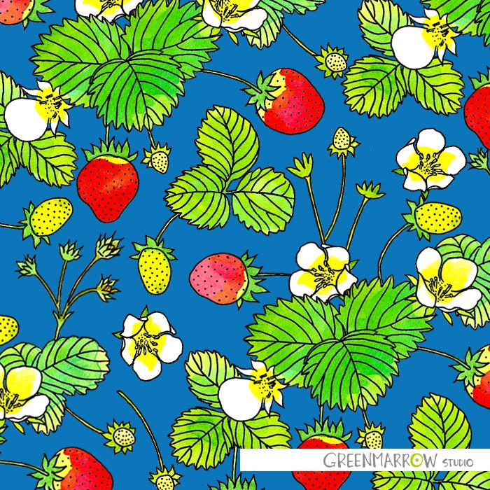 GreenmarrowStudio_StrawberryGarden