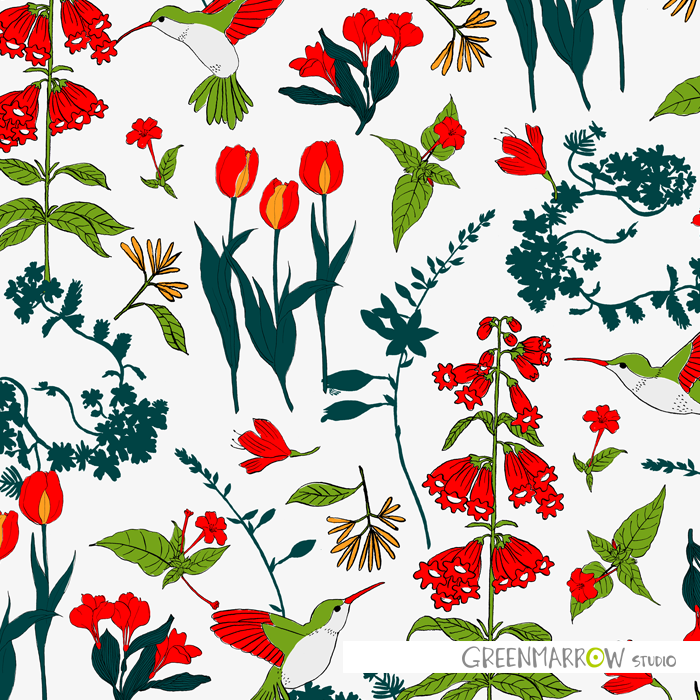 GreenmarrowStudio_Hummingbird