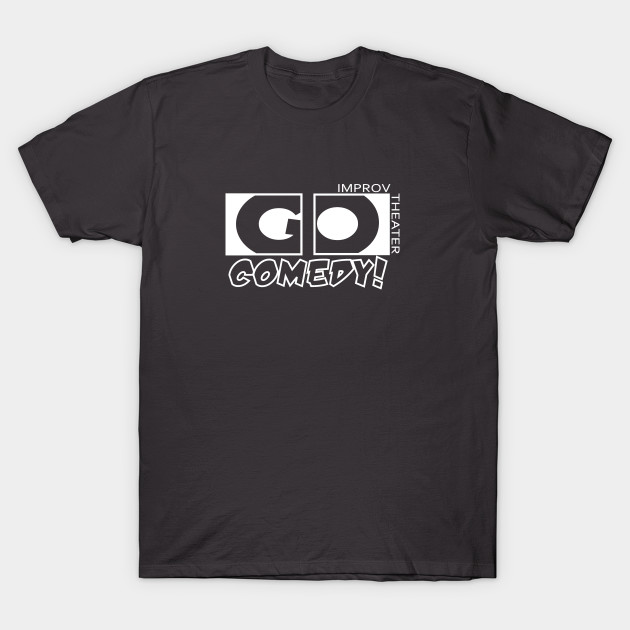 Get your Go Comedy Swag Here -