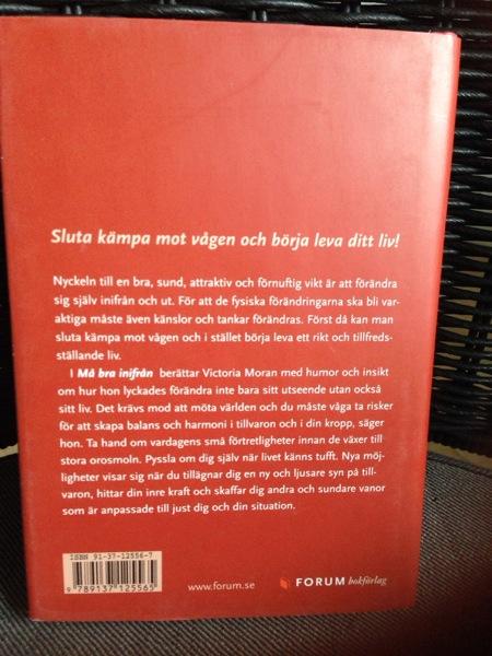 Du kan vinna denna härliga bok genom att maila mig på: sofia@eliterehab.se    Lycka till!