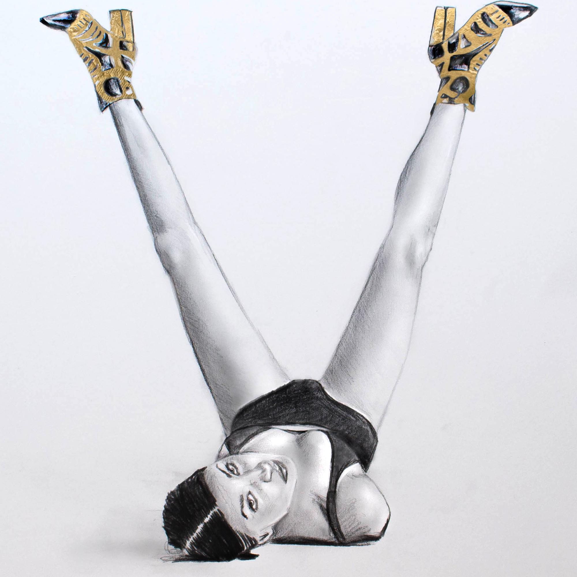 Bella Hadid x CR Fashionbook