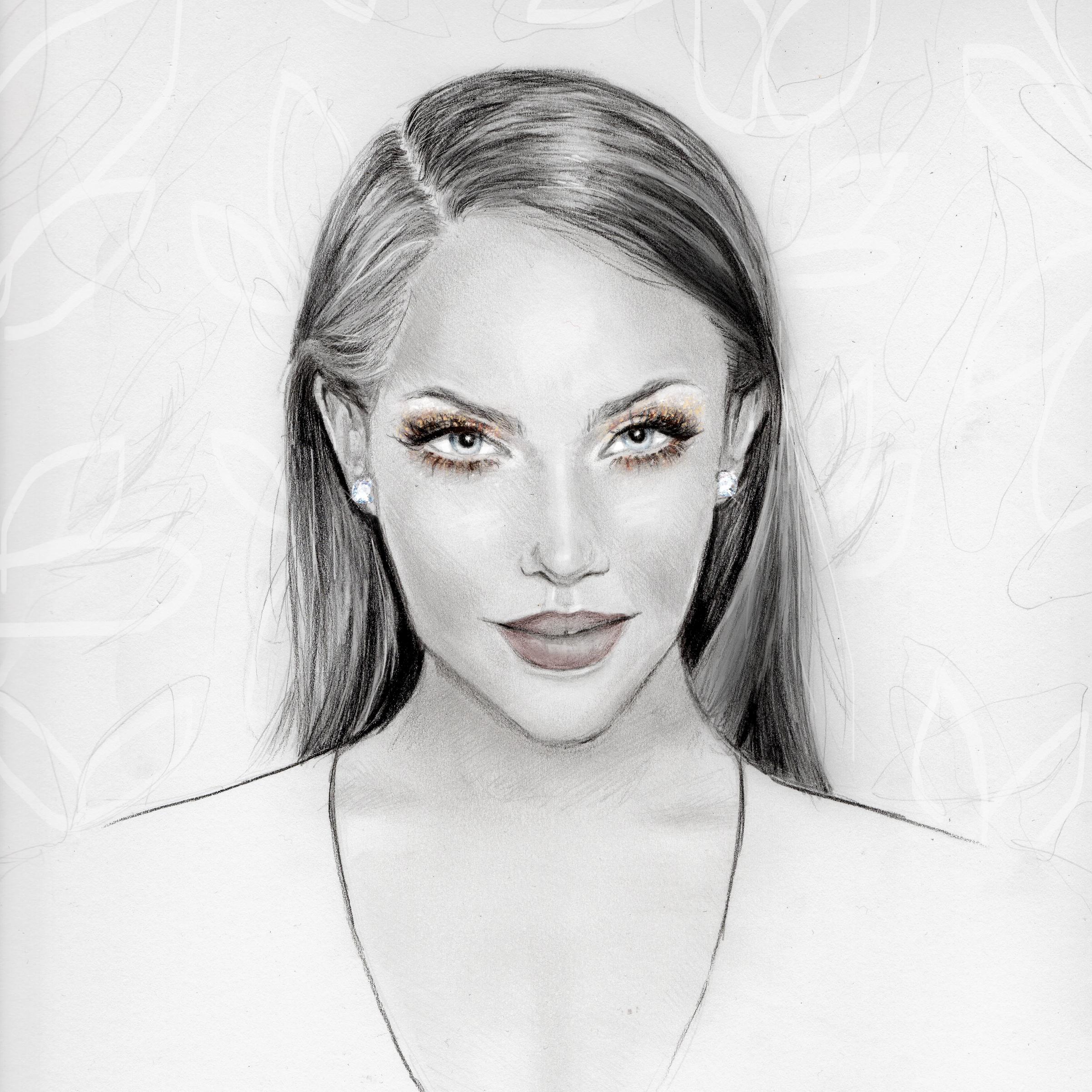 Olivia Pierson Illustrated