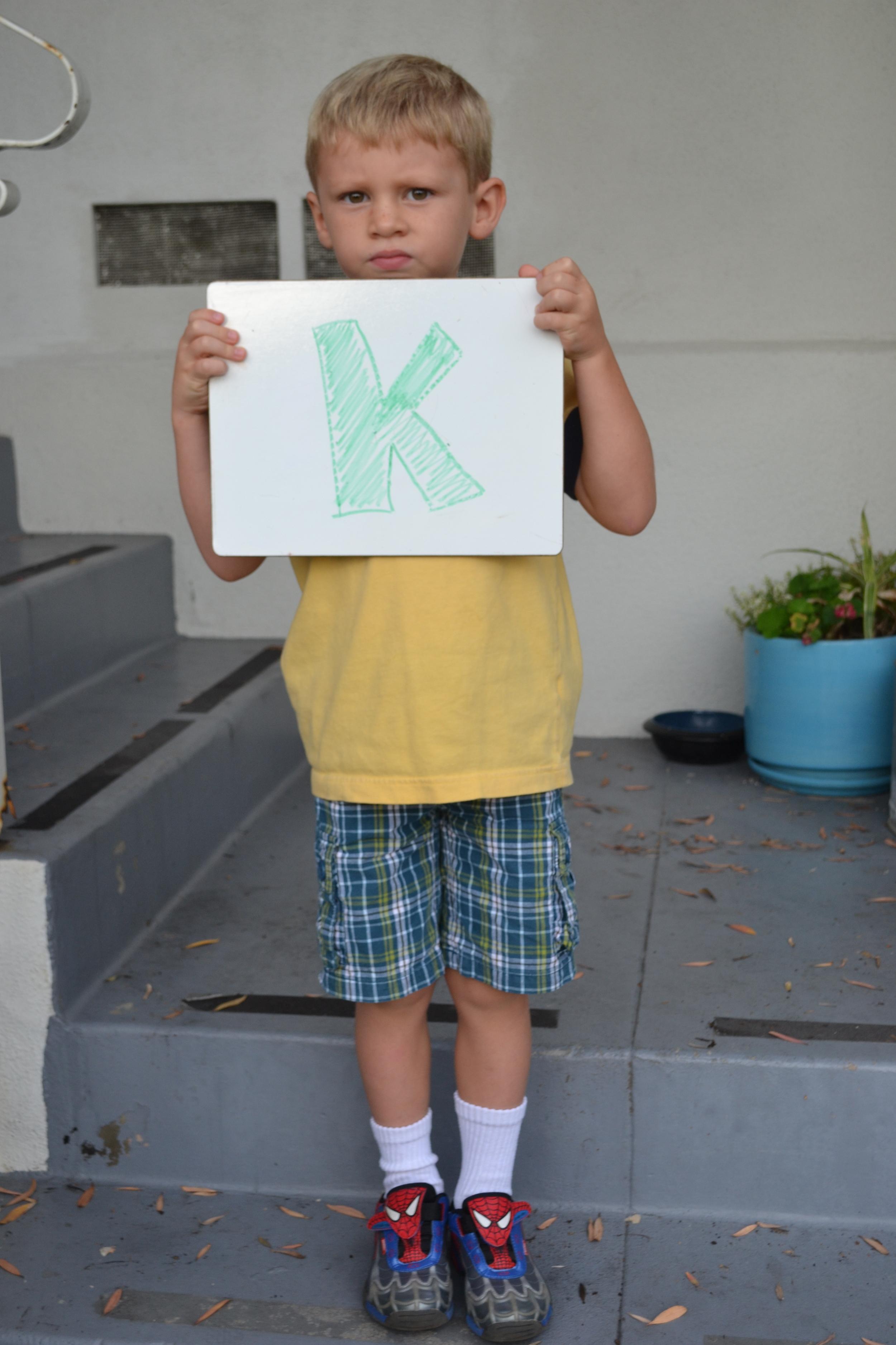 Kindergartener