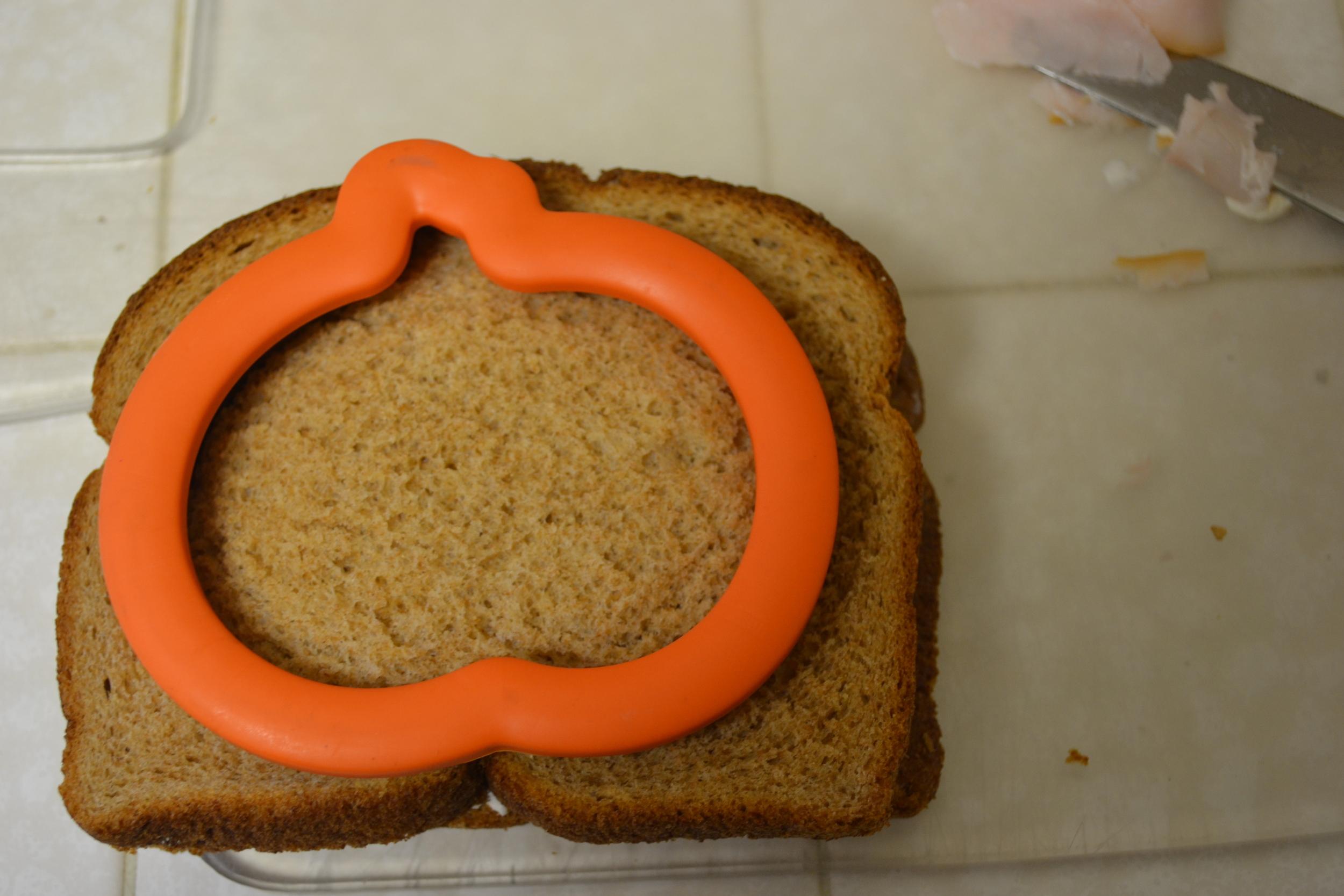 pumpkin sandwich anyone?