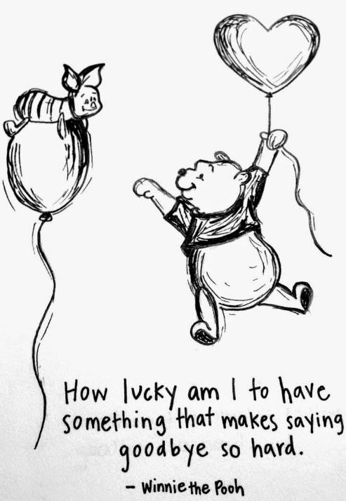 So true Pooh Bear, so true.
