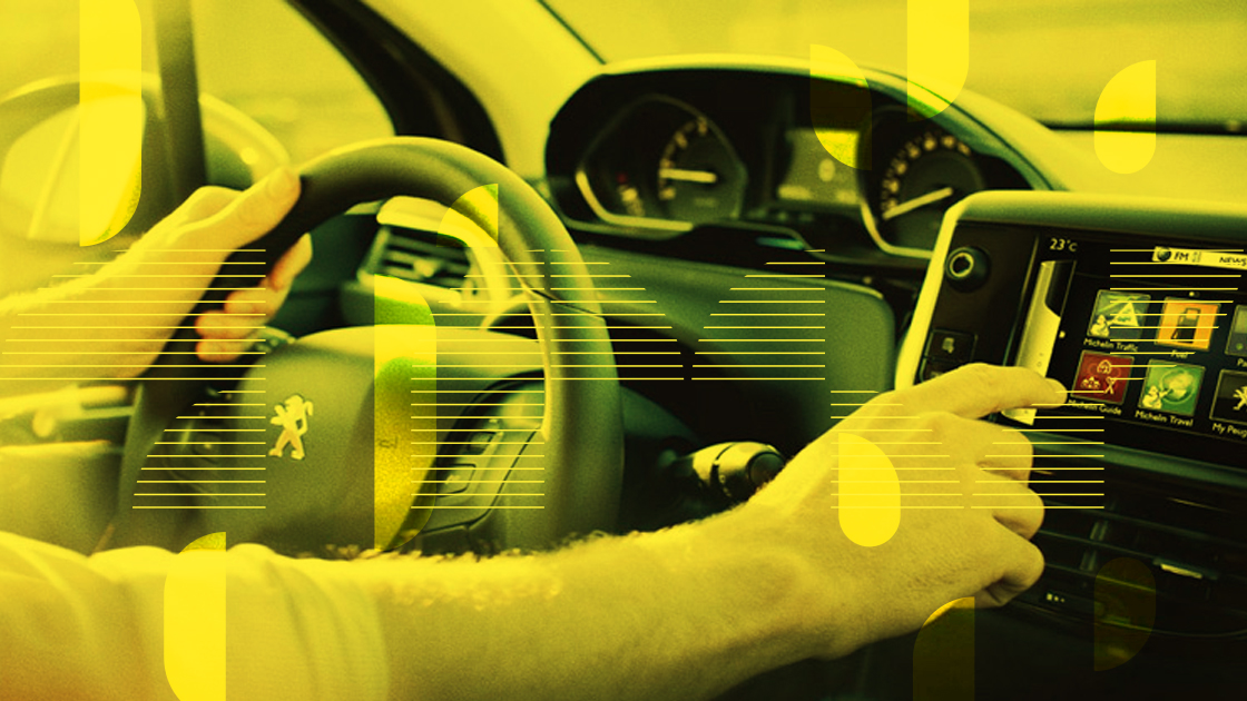 Peugeot have invested in developing their own apps for connected cars