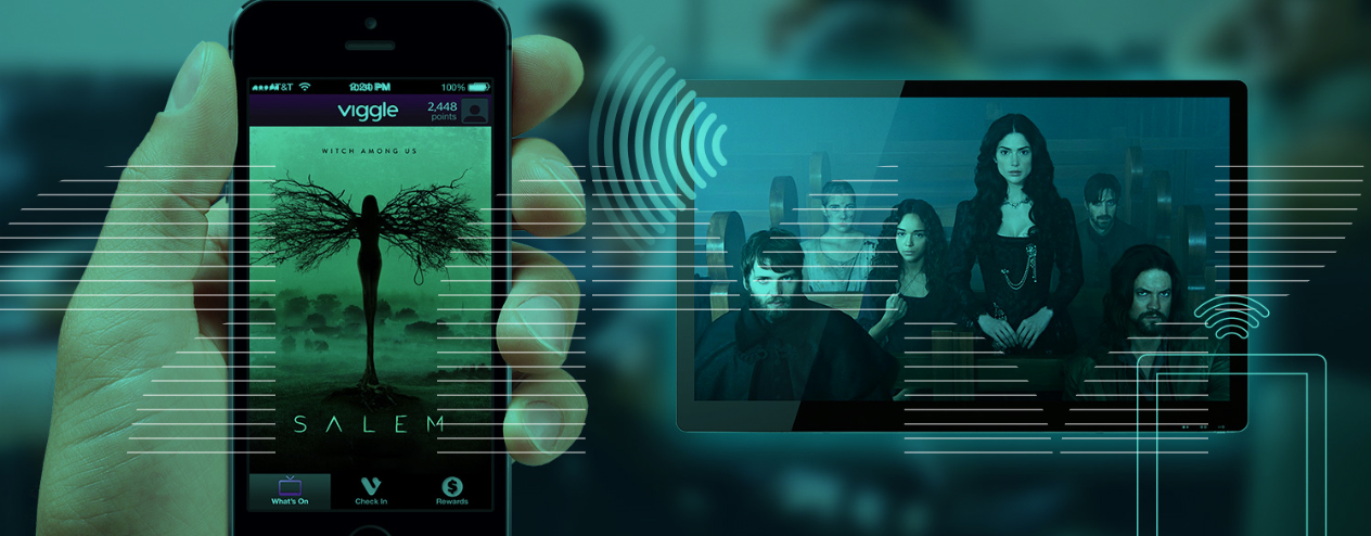 Gracenote is like the Shazam of TV content
