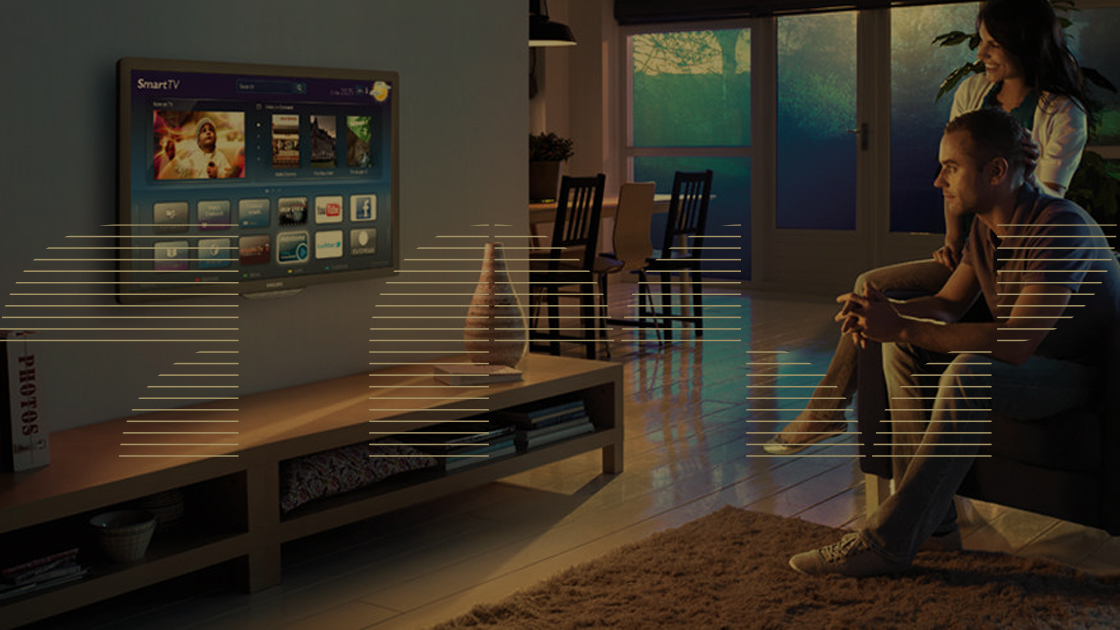 CONNECTED TELEVISIONS - ARE YOU TUNED IN?  How TV ad serving is going to be revolutionised through Connected Televisions.