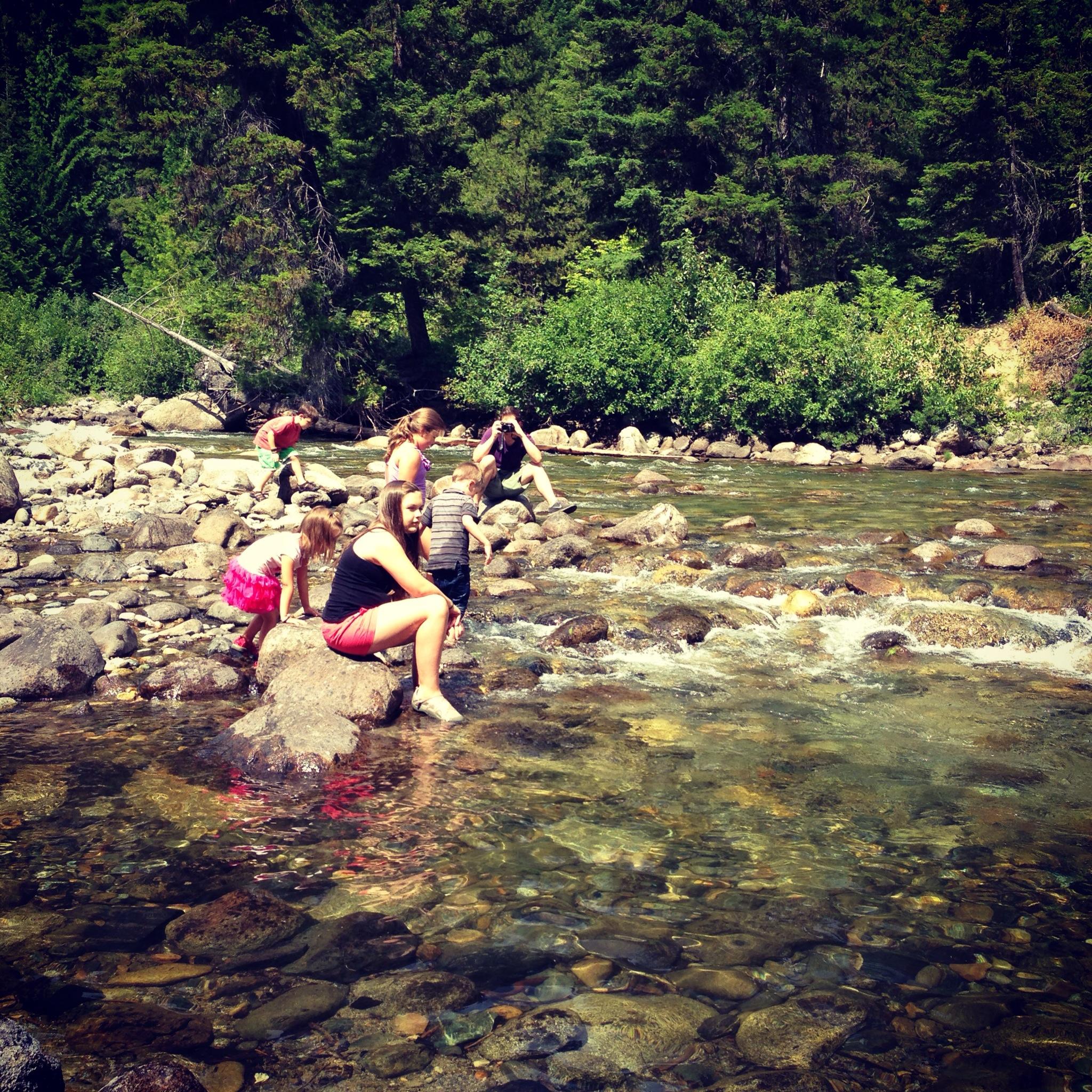 kids river.JPG