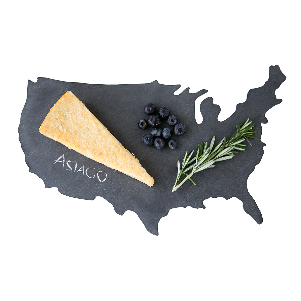 Slate Cheese boards in the shape of your state? Sign me up for a Washington and a New York! I can't wait to display these at dinner parties and use them on our tabletop to serve treats for movie nights, game days and even art projects! Find it  Here