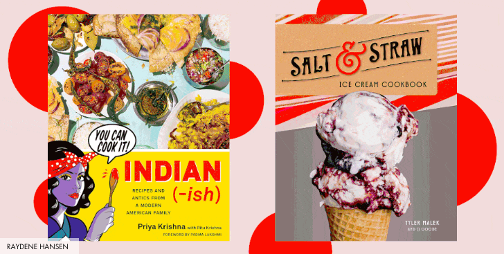 If you've never tasted Portland-based Salt & Straw's absolutely mind-blowing ice cream, I'm so sorry. But—siren alert—you can now whip up a batch of flavors like Freckled Woodblock Chocolate at freaking home, no crazy equipment required. Plus, with additional recipes for treats like brownies, this book will up your dessert game like crazy.