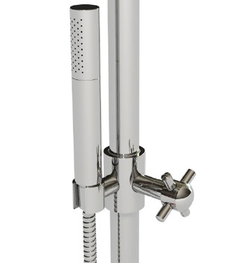 Watermark Designs Loft Adjustable Sliding Hand-Shower Mount