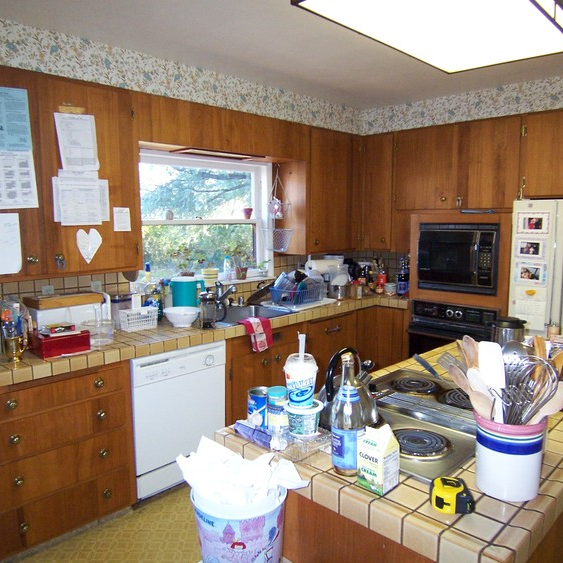 Dramatic Kitchen Transformations