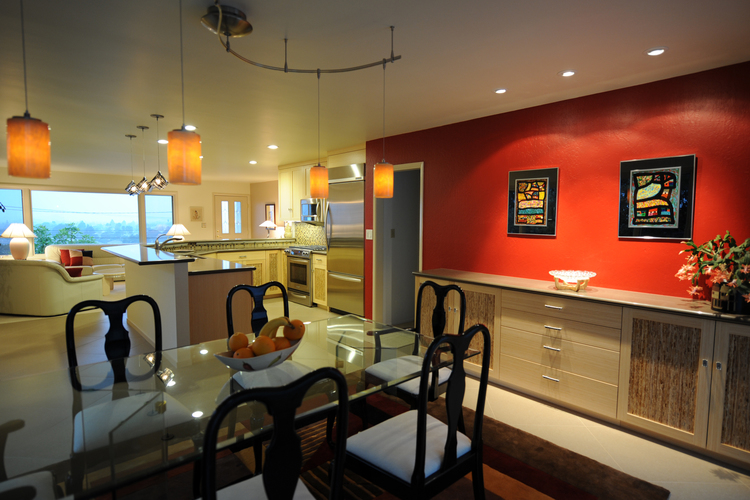 Richmond Heights Contemporary - Kitchen : After
