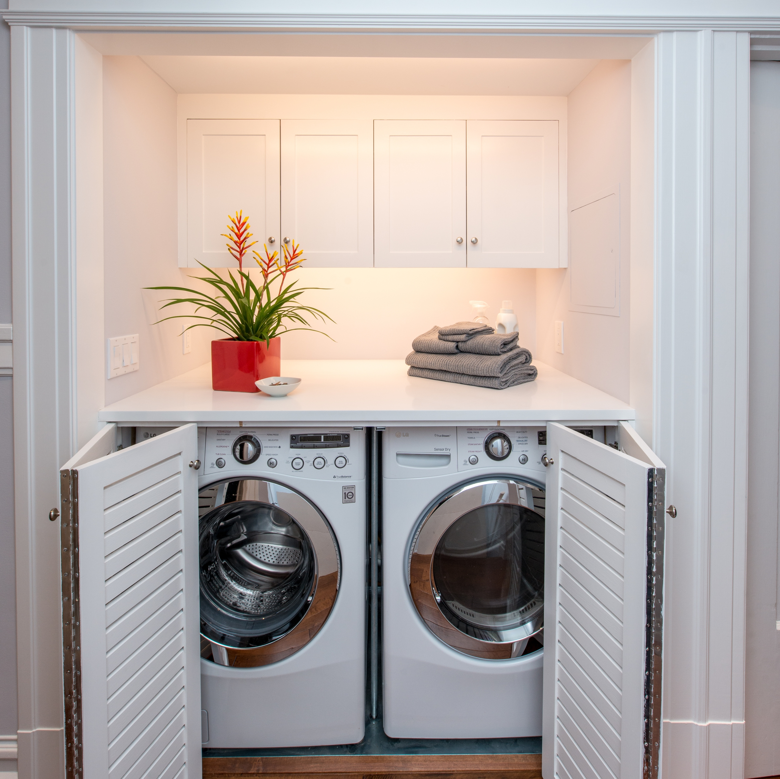 Laundry, Home Offices, Closets and Other Rooms
