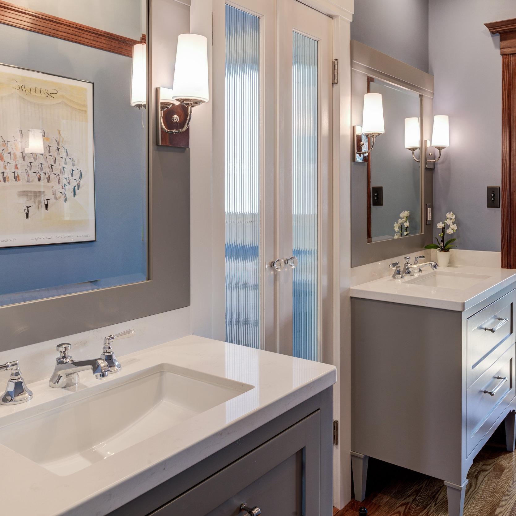 South Berkeley Traditional Family Bath  2018 Bay Area Remodeling Award Winner