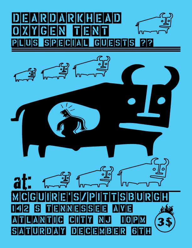 McGuire's, Atlantic City, NJ 12/06/97