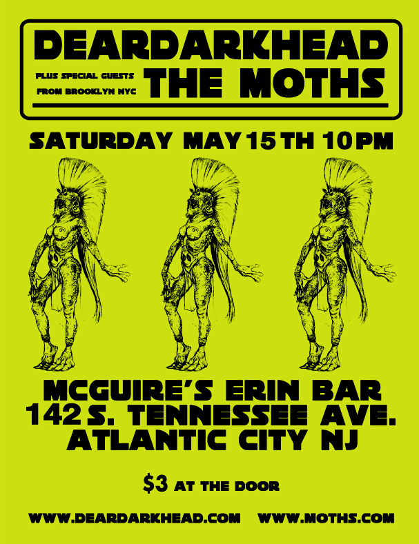 McGuire's, Atlantic City, NJ 05/15/99