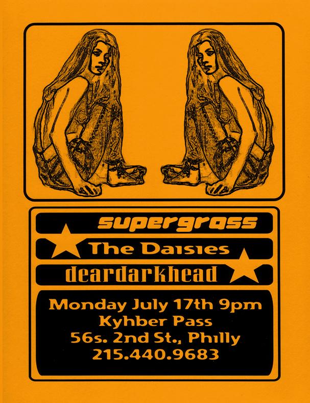 The Khyber, Philadelphia, PA 07/17/95