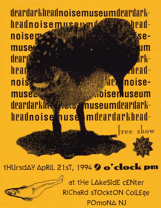 Richard Stockton College, Pomona, NJ 04/21/94