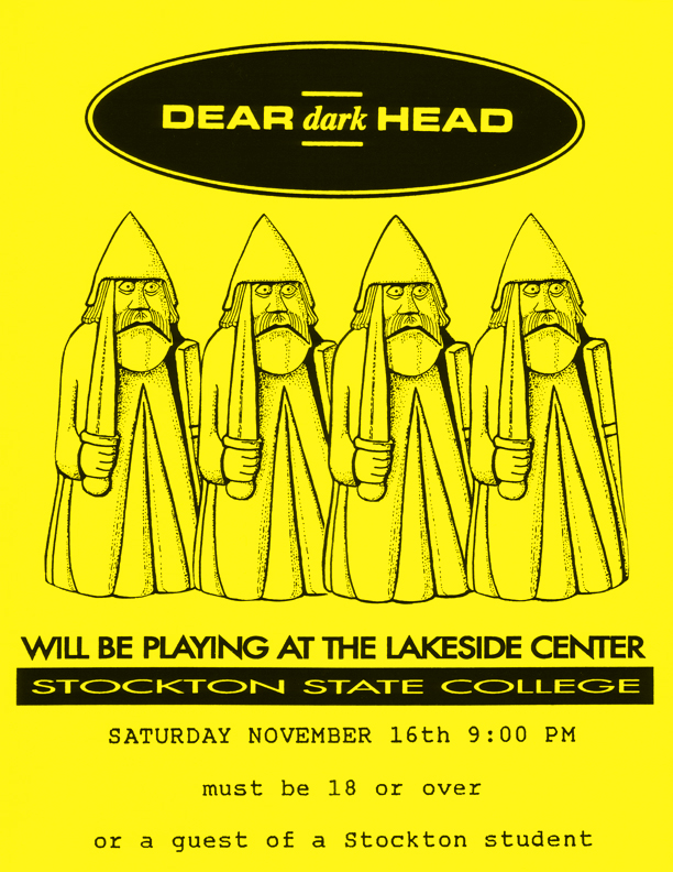 Richard Stockton College, Pomona, NJ 11/16/91
