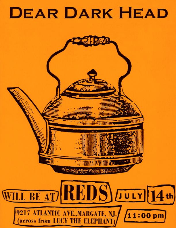 Reds, Margate, NJ 07/14/91