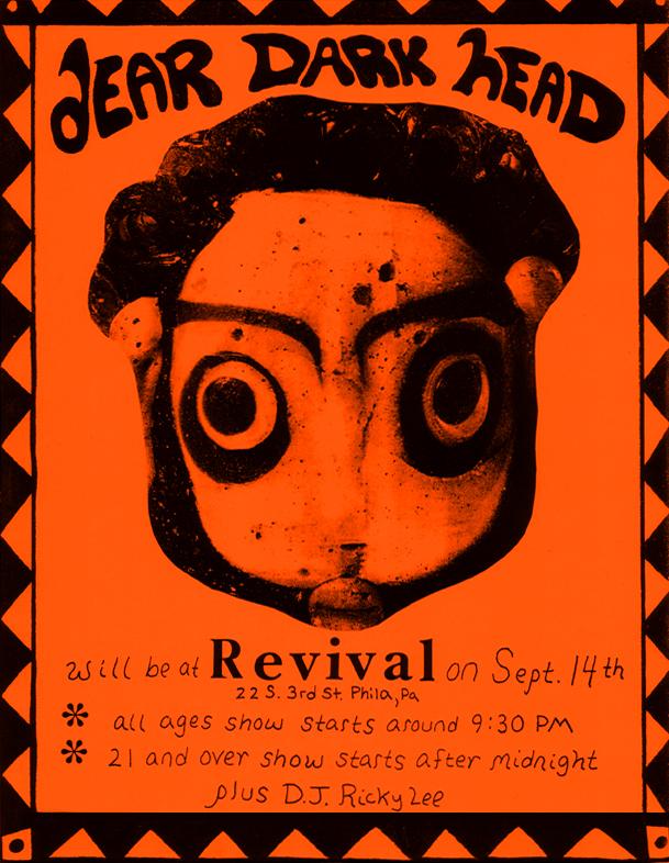 Revival, Philadelphia, PA 09/14/90
