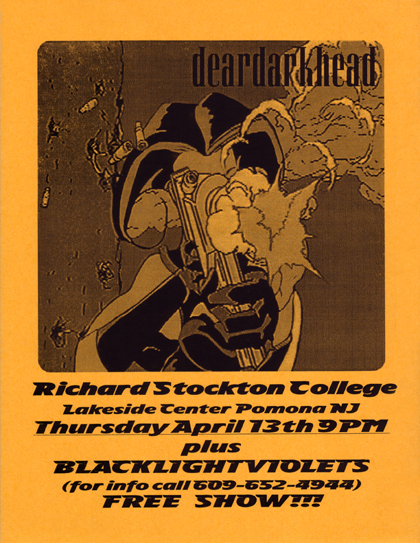 Richard Stockton College, Pomona, NJ 04/13/95
