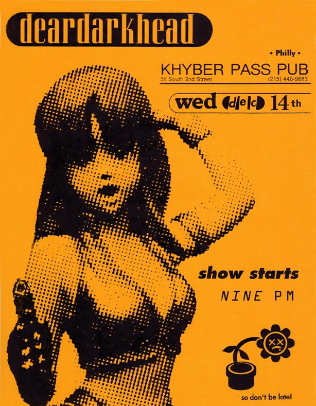 The Khyber, Philadelphia, PA 12/14/94