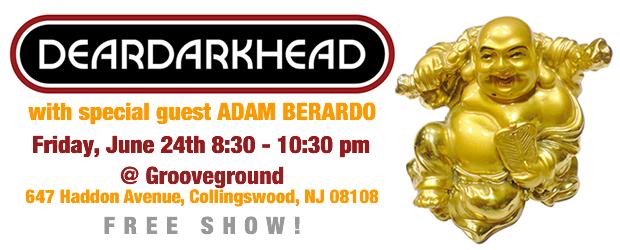 Grooveground, Collingswood, NJ 06/24/2011